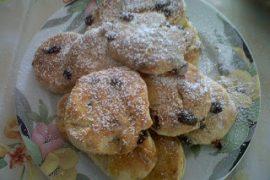 biscotti con uvetta passa