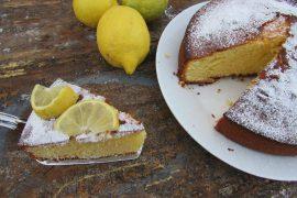 torta al mascarpone e limone