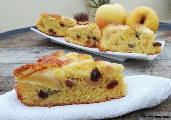 Torta tirolese alle mele